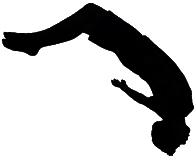 freerun vrij trainen backflip flexbeweging freerunning